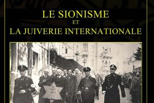 Yvri – Le sionisme et la juiverie internationale